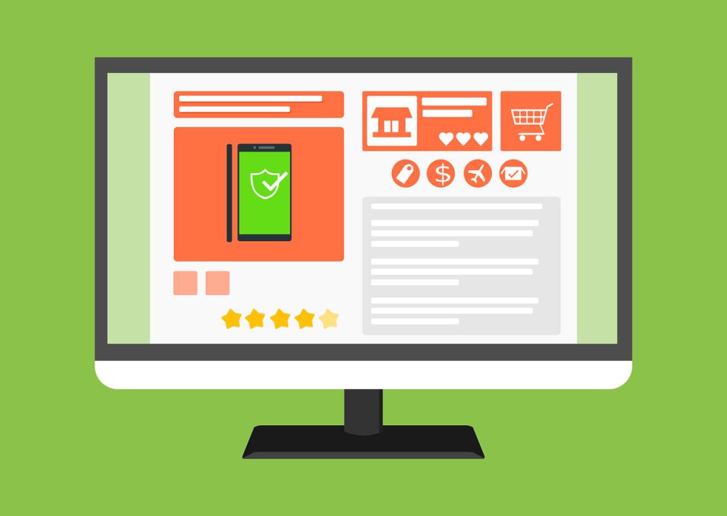 Jak budowa strony wpływa na zakupy w sieci?